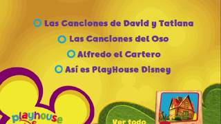 Video Las canciones de Playhouse Disney DVD Menus MP3, 3GP, MP4, WEBM, AVI, FLV Februari 2019