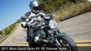 4. MotoUSA Review:  2011 Moto Guzzi Griso 8V SE
