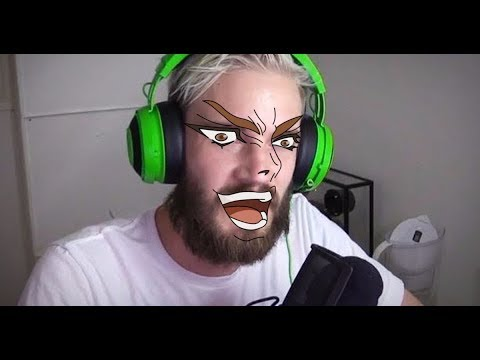 Pewdiepie Vs Kakyoin (pewdiepie Greenscreen Competition)