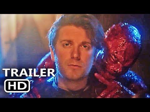 WINTERSKIN Official Trailer (2019) Horror Movie
