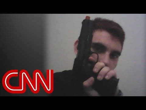 Florida school shooter's disturbing social media posts