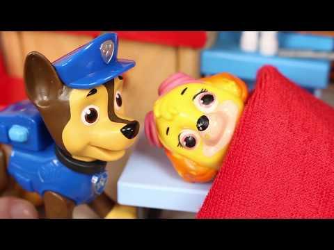 🐾 PATRULLA CANINA 🐾 Chase cuida de Skye en la torre de control | Patrulla de Cachorros en Español