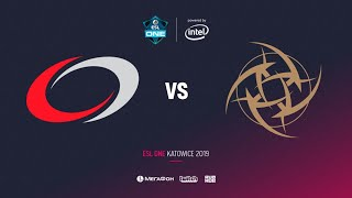 compLexity Gaming vs Ninjas in Pyjamas, ESL One Katowice 2019, bo2, game 2 [Lum1Sit]
