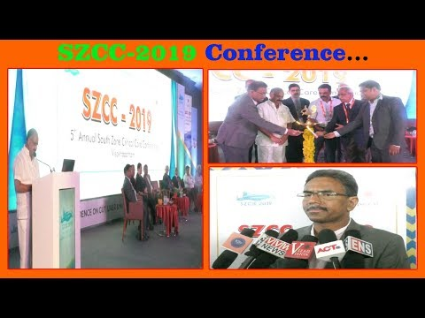 5th Annual South Zone Critical Care Conference at Novotel by ISCCM in Visakhapatnam,Vizag Vision..
