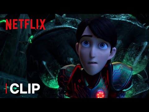 Trollhunters Part 2 | Exclusive Clip | You Look Like Blinky [HD] | Netflix HD