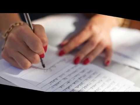 Poemas cortos - Las letras sobre la mesa.