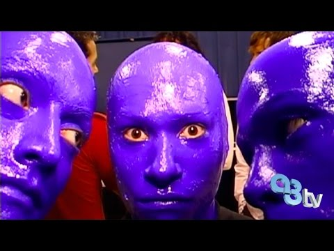 Blue Man Group | I Feel Love | Venus Hum | A3tv |