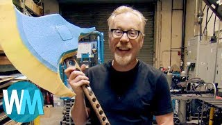 Video Top 10 Myths Confirmed by the MythBusters MP3, 3GP, MP4, WEBM, AVI, FLV Juni 2018