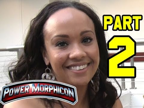 POWER MORPHICON 2010 (Part 2) - Romances and Fans