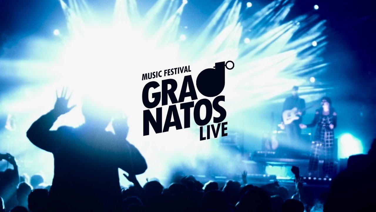 GRANATOS LIVE '15