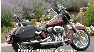 8. 2011 Harley-Davidson Softail CVO Softail Convertible -  Features Specification Details