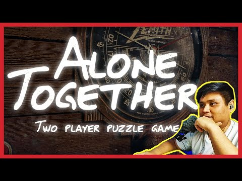 Online Escape Room Challenge! - Alone Together Play-through with Jo Serrano  Part 1- Gab's Vlog