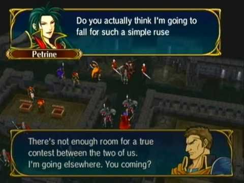 Fire Emblem: Path of Radiance [Ch. 7.2] - The Man & Woman of the Hour