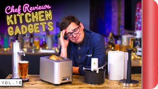2 Chefs Review Kitchen Gadgets Vol.16 by SORTEDfood