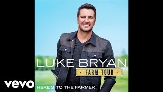 Luke Bryan Reveals First Ever Farm Tour EP news