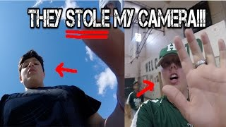 Ok, i know the title was clickbait lol. But i hope you guys enjoy this vlog. There was nothing that exiting in this vlog but a little rap cypher in class other than that Enjoy.Fidget Spinner Video:https://www.youtube.com/watch?v=4TaKOla7VJ8