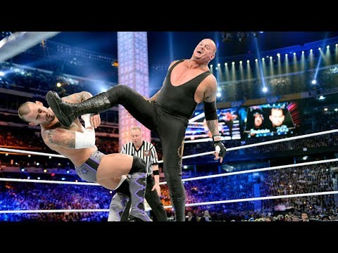 The Undertaker vs CM Punk (Wrestlemania 29)