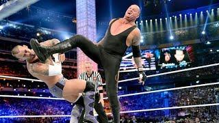 The Undertaker vs CM Punk (Wrestlemania 29)