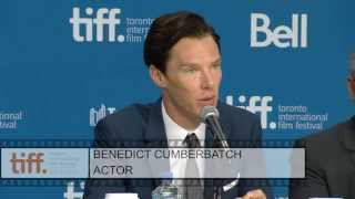 Nonton The Fifth Estate Press Conference   Festival 2013 Film Subtitle Indonesia Streaming Movie Download