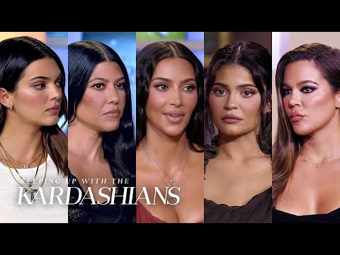"""""""Keeping Up With The Kardashians"""" Reunion Official First Look 