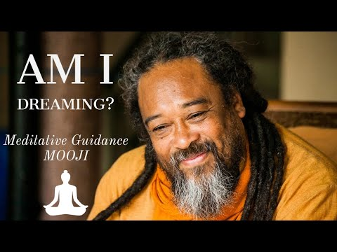 "Mooji Video: ""Am I Dreaming?"""