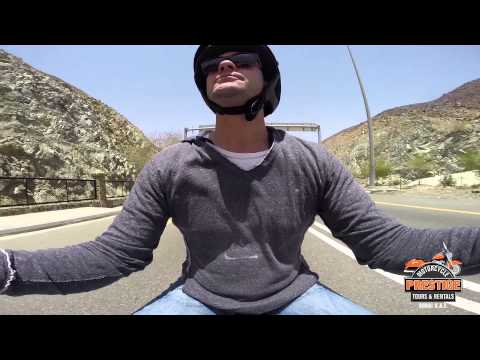 Giles on East Coast Tour – Harley-Davidson Dubai – May 24, 2014