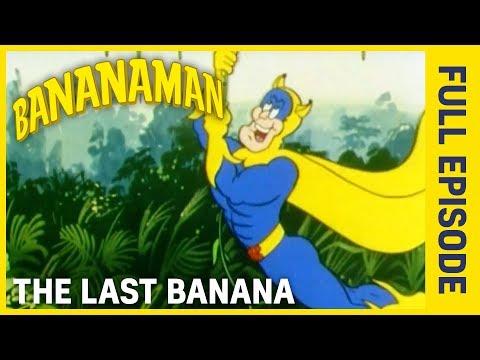 Bananaman | The Last Banana | Series 2 | Episode 10