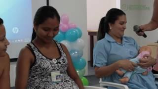 Día de lactancia materna