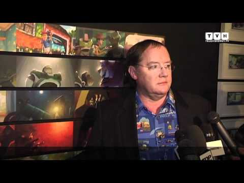 Lasseter - The co-funder and Chief Creative Officer of Walt Disney and Pixar Animation Studios explains how a masterpiece of animation is created, from the drawing of t...