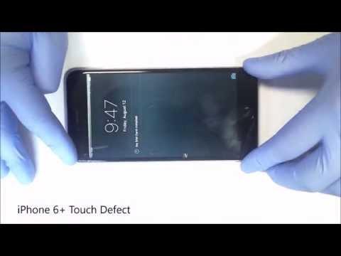 Власники iPhone 6 і iPhone 6 Plus скаржаться на проблеми з тачскріном