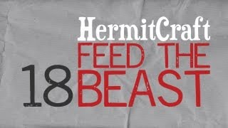 HermitCraft Feed The Beast: Episode 18 - Copying Off Of Biffa