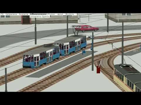 Advanced Tram Simulator - Ubuntu 9.04 PL