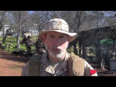 May 2013 Airsoft Medicine Podcast Supplement Video