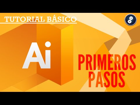 "Adobe Illustrator Cs6: TUTORIAL BÁSICO ""Primeros Pasos"""