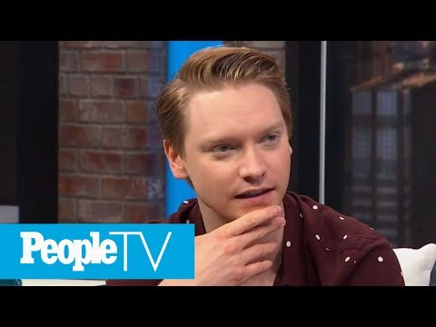 Calum Worthy Reveals He Went To 'Rap School' For 'Bodied' Film   PeopleTV