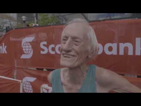 85-year-old Ed Whitlock runs sub-4:00 marathon, shatters WR