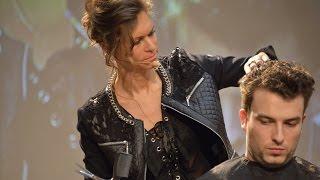 Friseur-Weltmeisterin Sonja Fischer - Frisurentrends 2017