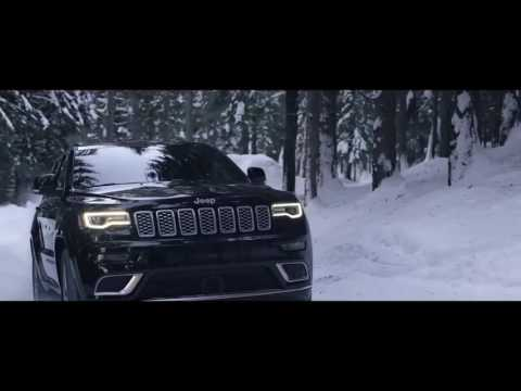 "2018 & 2017 JEEP ""Take Your Winter"" Commercial - Los Angeles, Cerritos, Downey CA - NEW - Renegade, Cherokee, Wrangler, & Compass"