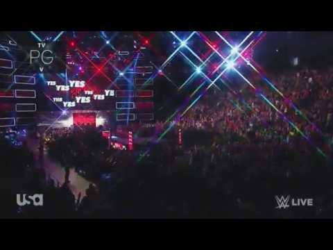 Daniel Bryan returns  women's mitb rematch