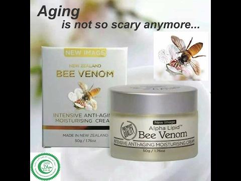 Mỹ Phẩm Đa Năng Bee Venom Sự Thay Thế Botox Tự Nhiên