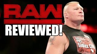 Nonton Ex-WWE Star Returns! Smackdown Invades Raw Outta Nowhere! | WWE RAW 08/01/16 Review Film Subtitle Indonesia Streaming Movie Download