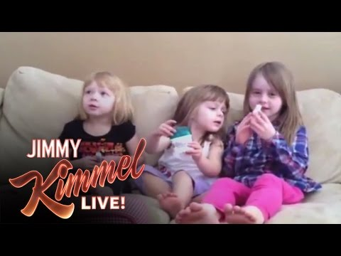 present - Jimmy Kimmel Live - YouTube Challenge - I Gave My Kids a Terrible Present PART 2 Jimmy Kimmel Live's YouTube channel features clips and recaps of every episo...