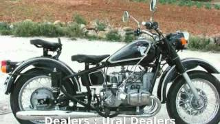 4. 2008 Ural Retro 750 With Sidecar Specification and Walkaround