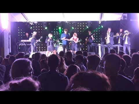 Orchestre de variétés Shamane 2018 - Proud Mary - Tina Turner - Live HD