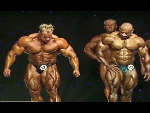 Jay Cutler's Legendary Quad Stomp! Jay Cutler And Dexter Jackson 2009 Mr.  Olympia