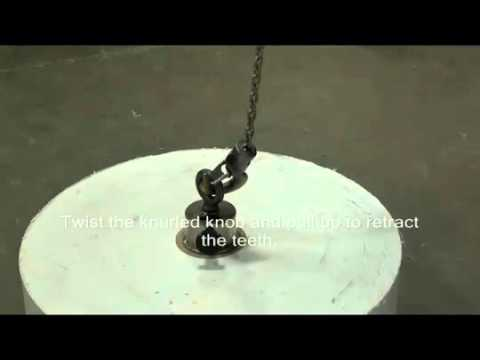 Vertical Center Lift Demonstration Video