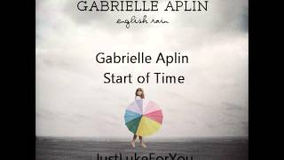 Gabrielle Aplin - Start Of Time (Audio)