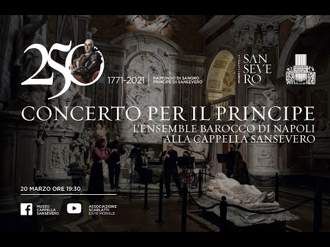 Concerto per il Principe di Sansevero видео