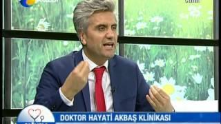 Doç.Dr.Hayati Akbaş-Fonksiyonel Burun Estetiği-Hazar Tv