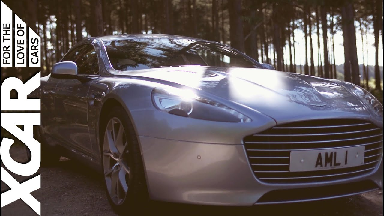 2014 Aston Martin Rapide S: More Doors = More Fun? – XCAR